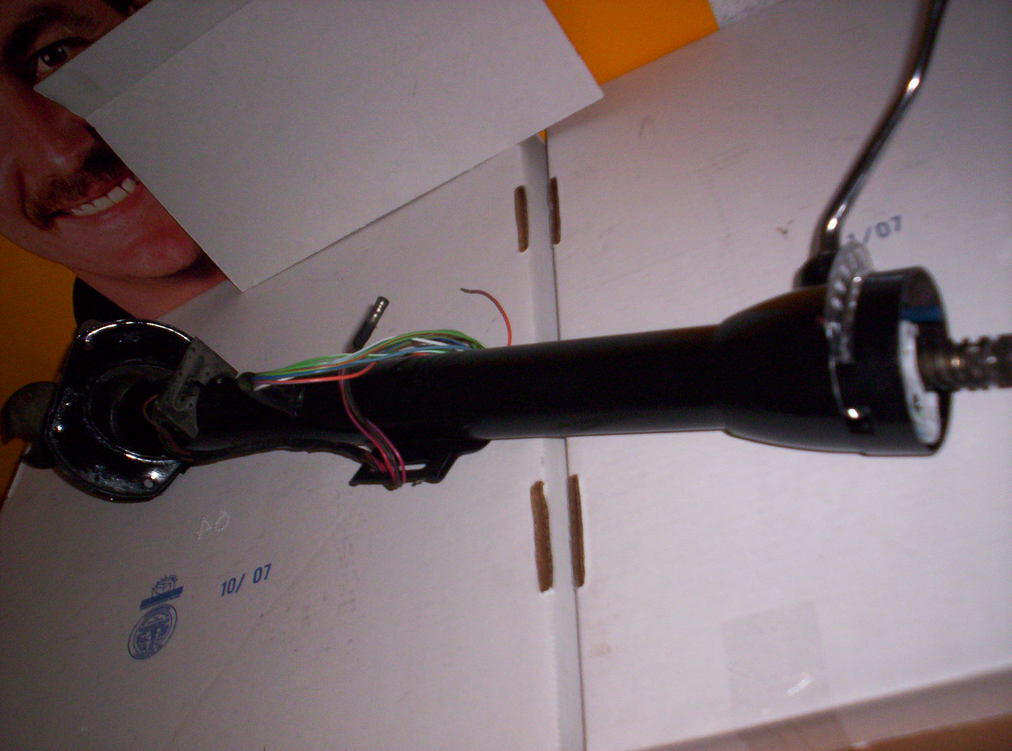 Steering Column For 67 To 72 F100 Ford Truck Autos Post