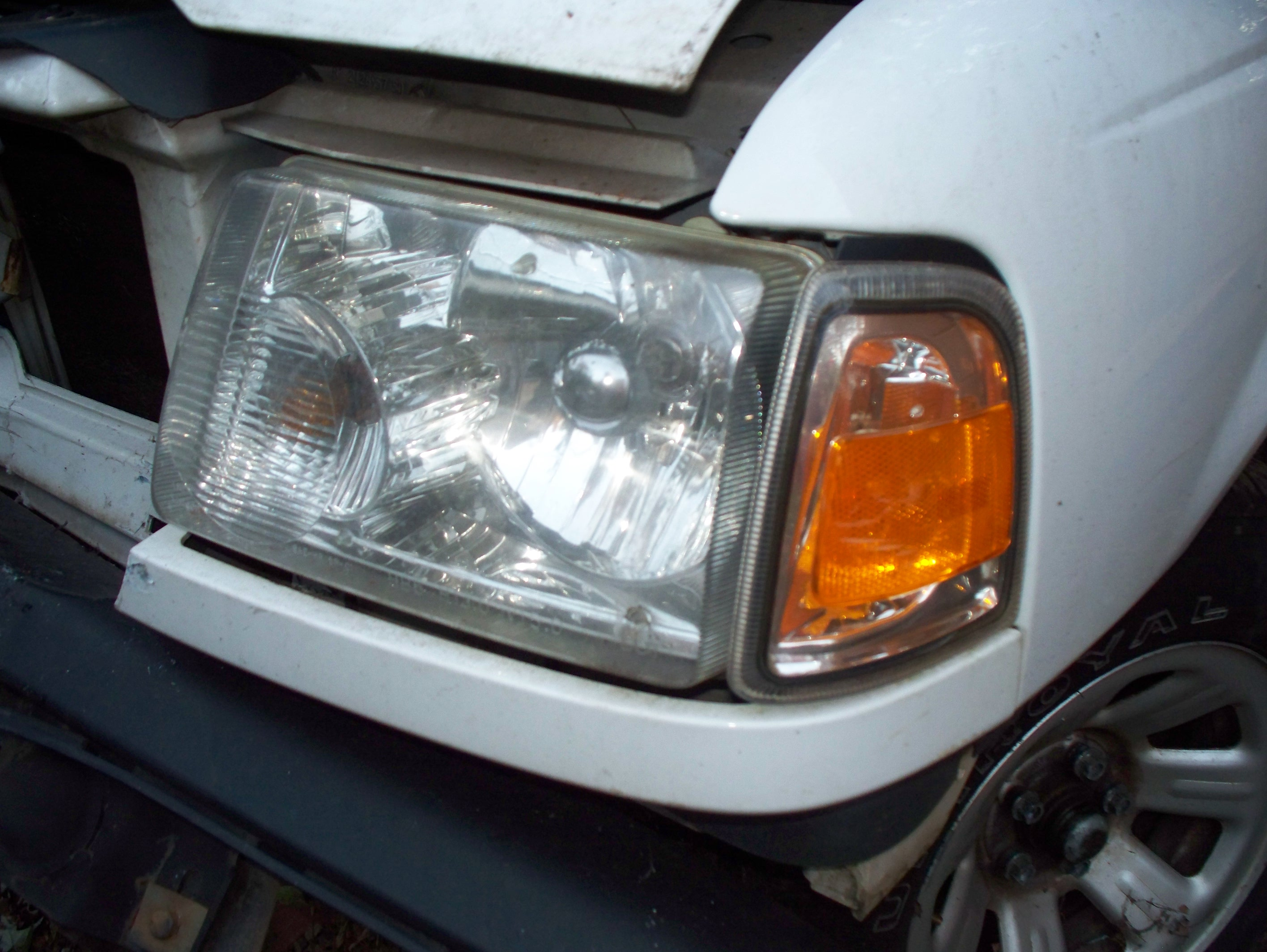 general picture of Headlight Assembly