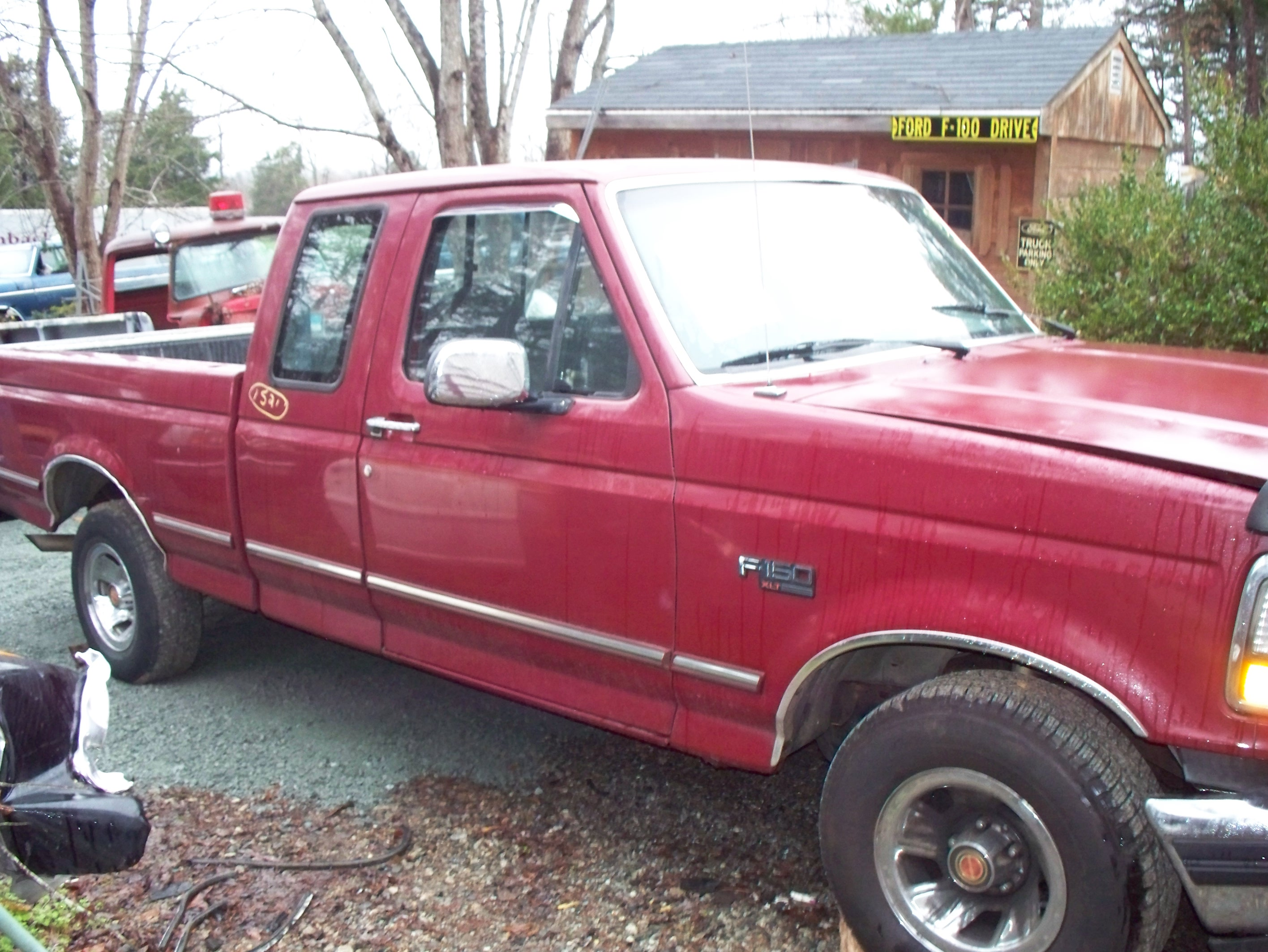 1994 F-150 all sheet metal is very clean Bad motor/trans brought in 12/24/15 gray door panels already sold 12/26/15 & Flashback F100u0026#39;s - New Arrivals of Whole Trucks/Parts Trucks ... pezcame.com