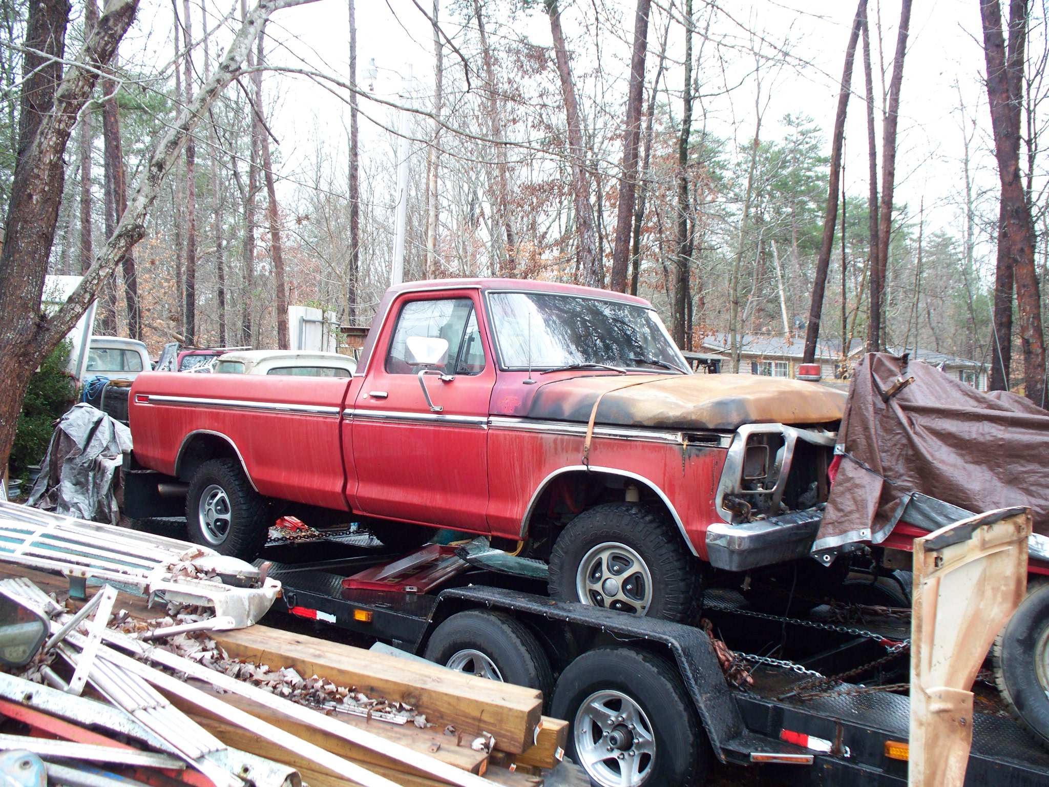 Flashback F100 s New Arrivals of Whole Trucks Parts Trucks or