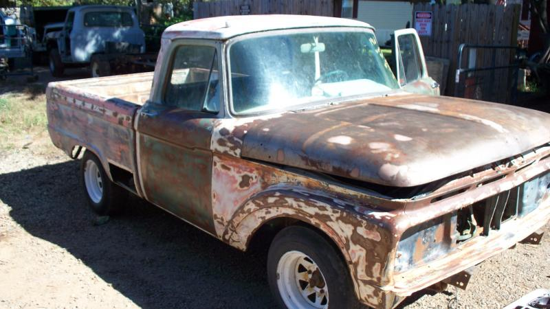 1964 Project Truck