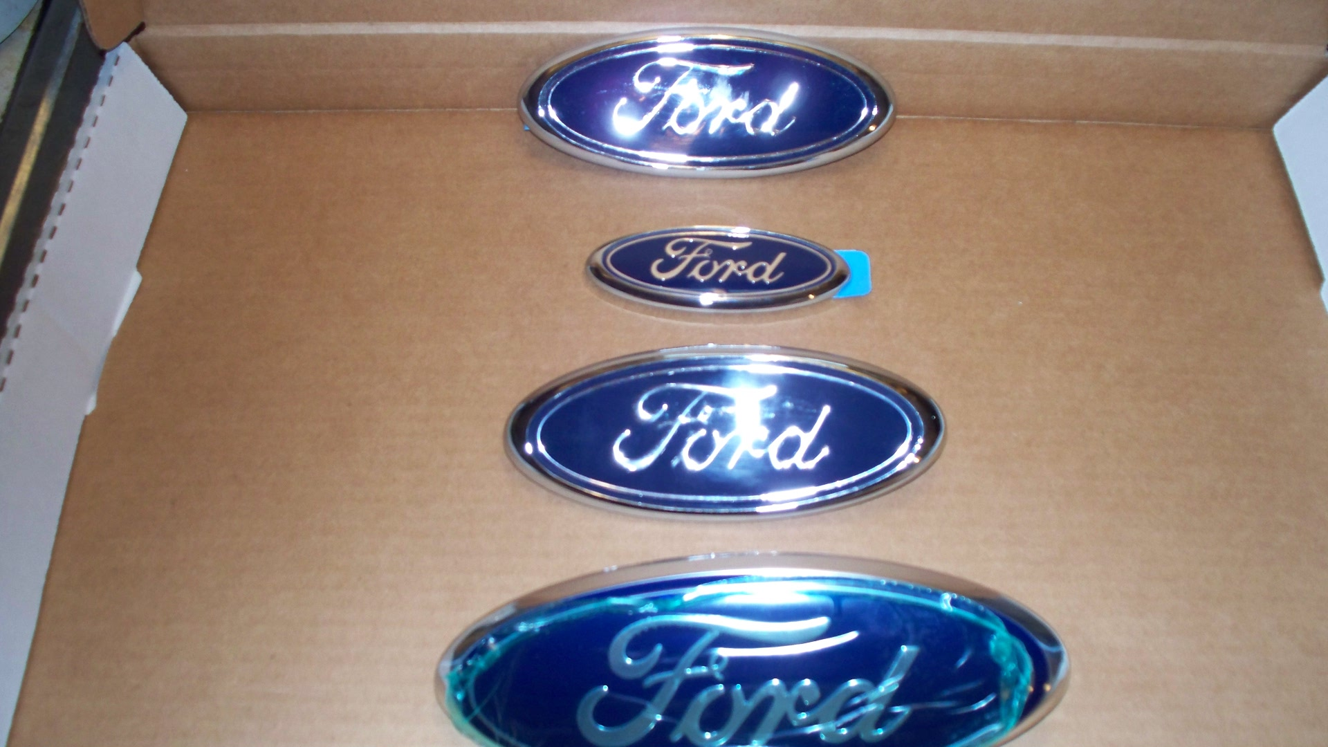 Original Ford Grill Ovals