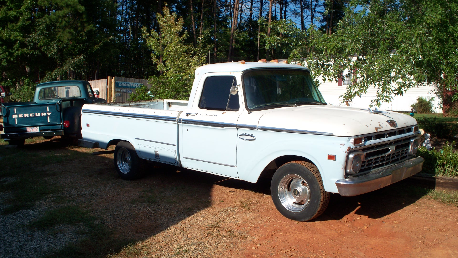 1966 Ranger with Factory Bucket Seats/Console